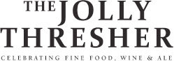 Jolly Thresher  |  Restaurant and Pub  |  01925 752265 Retina Logo