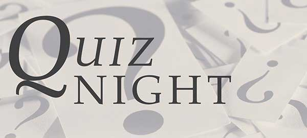 Quiz Night at the Jolly Thresher in Lymm