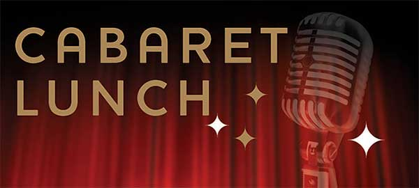 Cabaret Lunch at the Jolly Thresher in Lymm